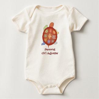 """""""Feng Shui ...on the Go"""" Baby Onesy Baby Bodysuit"""