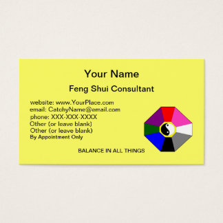 251 feng shui business cards and feng shui business card for Feng shui business cards