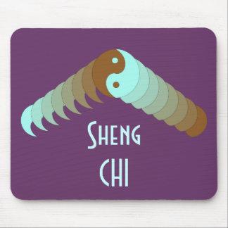 Feng Shui Yin Yang Sheng CHI Mousepad Good Energy