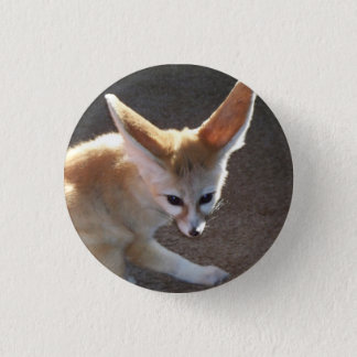 Fennec Fox 3 Cm Round Badge