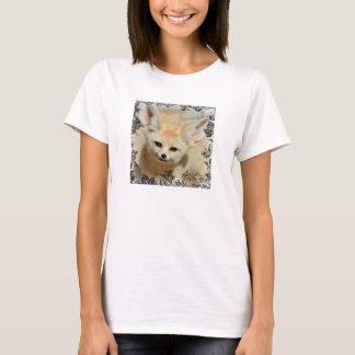 Fennec Fox Autumn Wonder T-shirt