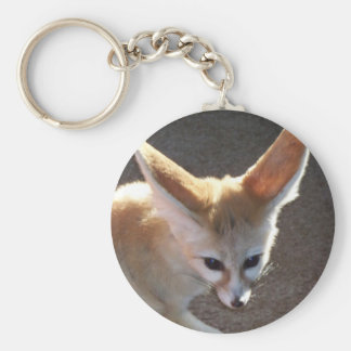 Fennec Fox Key Ring