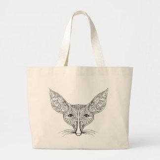 Fennec Jumbo Tote Bag