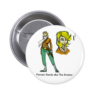 Fennec Sands aka The Aviator Button