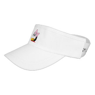 #FEPE SHE PINK RIBBON Women's Sun Visor