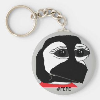 FEPE (YOUTH) (Grey) Key Ring
