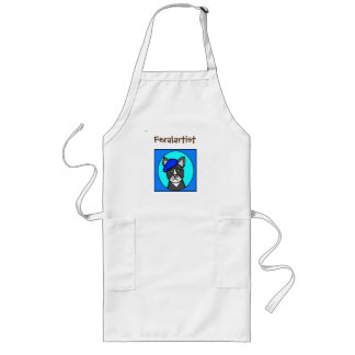 Feral Artist Art Teachers' Chef's Apron