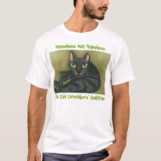 Feral cat, Feral Cat Caretakers' Coalition, Hom... T-Shirt