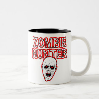 Feral Gear Designs - Zombie Hunter Coffee Mugs