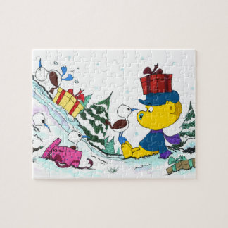 Ferald | In The Snow Jigsaw Puzzle