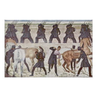 Ferdinand Hodler - War of independence Posters