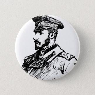 Ferdinand I of Bulgaria 6 Cm Round Badge