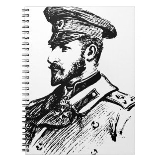 Ferdinand I of Bulgaria Notebook