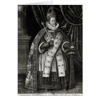 Ferdinand II  1622 Card