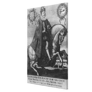Ferdinand II , Holy Roman Emperor Stretched Canvas Print