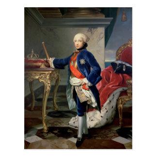 Ferdinand IV, King of Naples Postcard