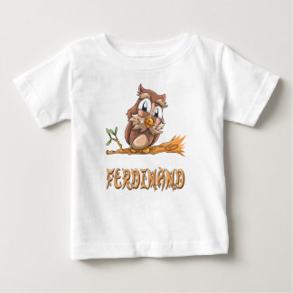 Ferdinand Owl Baby T-Shirt