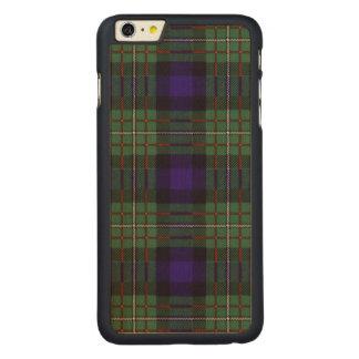 Ferguson clan Plaid Scottish tartan Carved® Maple iPhone 6 Plus Case