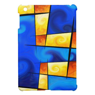 Fergussos V1 - digital abstract Case For The iPad Mini