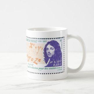 fermatpostage coffee mug