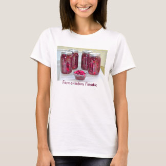 Fermentation Fanatic Tee Shirt
