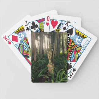Fern Angel Bicycle Playing Cards