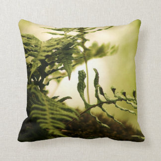 Fern Forest American MoJo Pillow