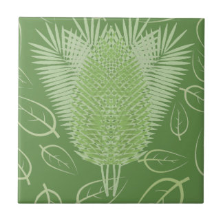 Fern Forest Mix n Match Ceramic Tile