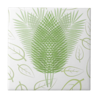 Fern Forest Mix n Match Tile