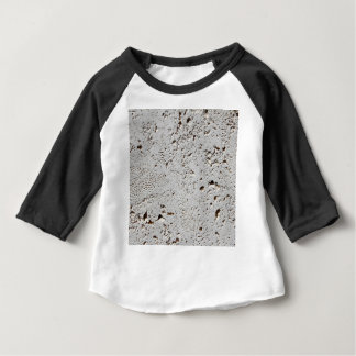 Fern Fossil Tile Surface Closeup Baby T-Shirt