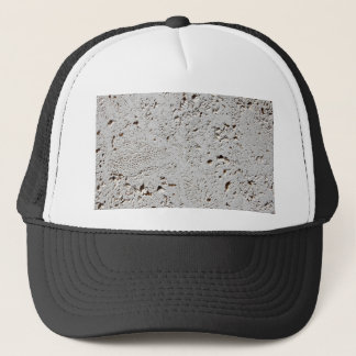 Fern Fossil Tile Surface Closeup Trucker Hat