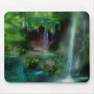 Fern Grotto Mousepad