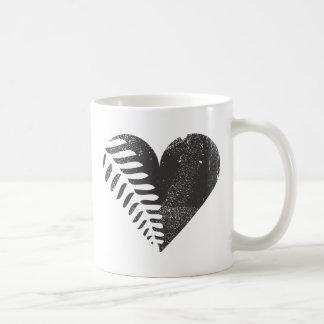 Fern Heart Coffee Mug