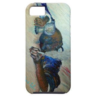 Fern K. Taylor iPhone 5 Case - Smoking