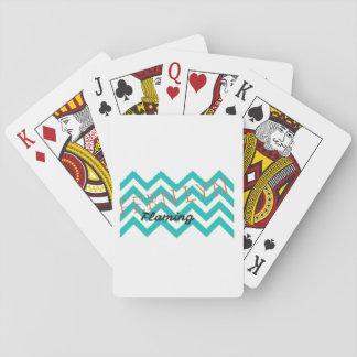 Fern Lyn Logo Playing cards
