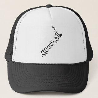 Fern NZ Trucker Hat