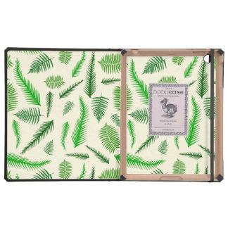Fern Plant Frond Leaves Pattern