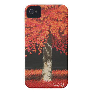 Fern Taylor Red Tree iPhone 4 4/S Case