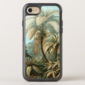 Ferns, Filicinae by Ernst Haeckel, Vintage Plants OtterBox Symmetry iPhone 7 Case