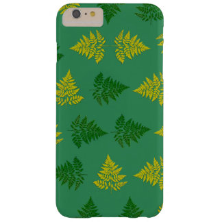 Ferns pattern barely there iPhone 6 plus case