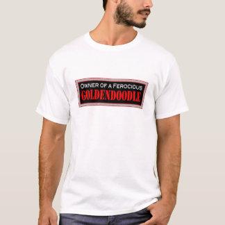 Ferocious Goldendoodle T-Shirt