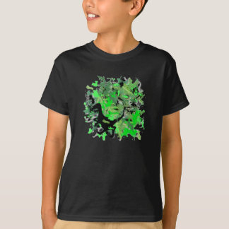 Ferocious Velociraptor T-Shirt