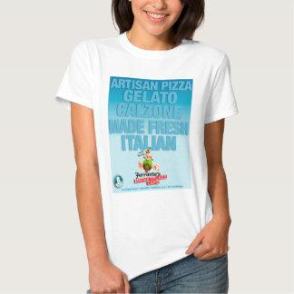Ferrante's Spokane Artisan Pizza Shirt