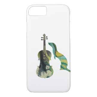 Ferret and saxophone iPhone 8/7 case