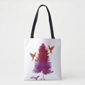 Ferret Art Tote Bag