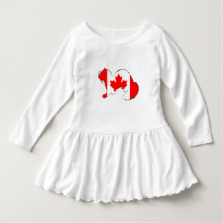 Ferret Canada Dress