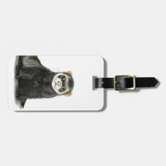 Ferret fun! tags for luggage