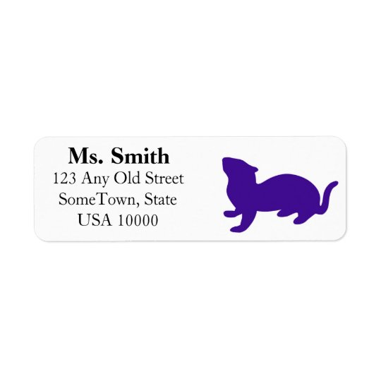 Ferret Mailing Labels