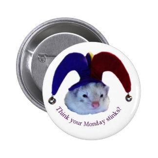 Ferret Monday Pins