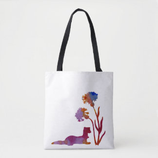 Ferret Tote Bag
